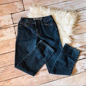 Crazy 8 Boys' Rocker Dark Wash Skinny Jeans - 10